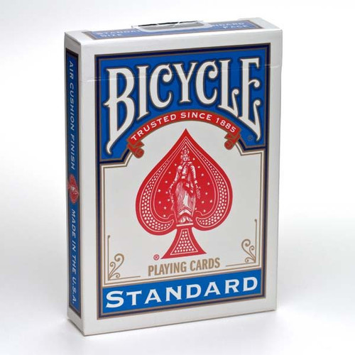 Image of Bicycle's Standard Poker deck of playing cards