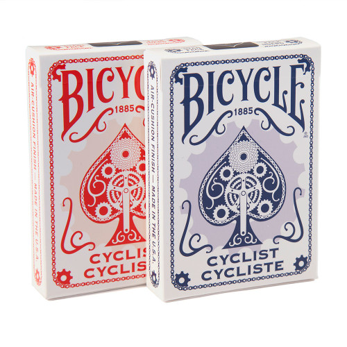 Cards: Bicycle Cyclist