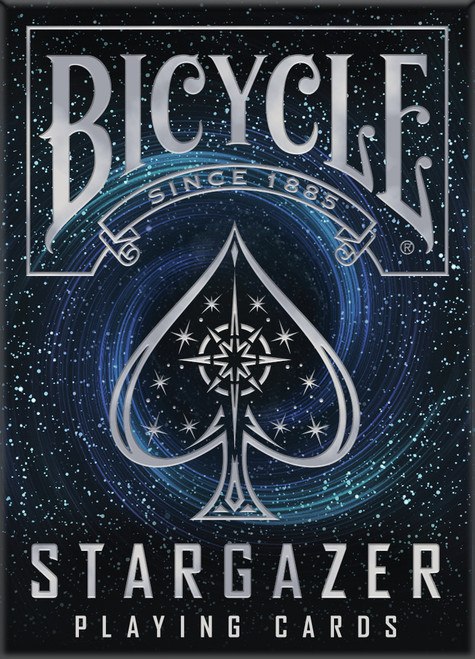 Image of Bicycle's Stargazer deck packaging