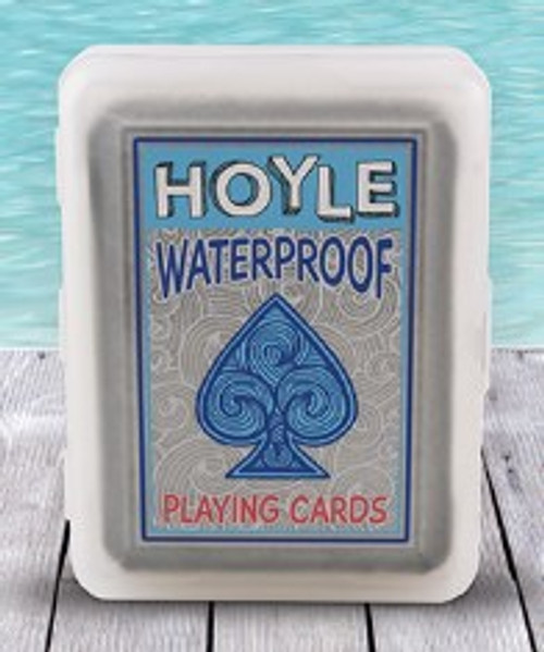 Cards: Hoyle Clear Waterproof box image