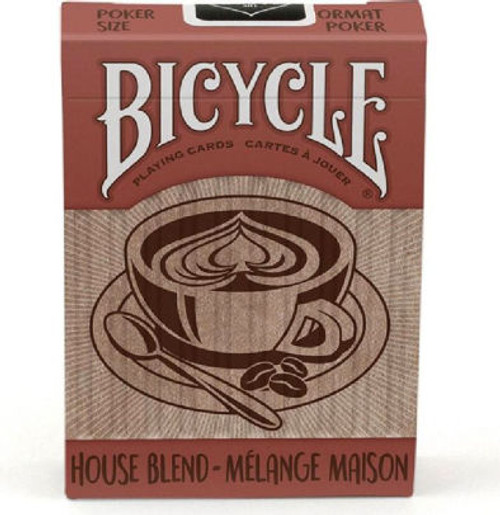 Cards: Bicycle House Blend box image