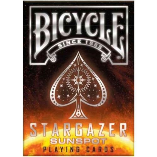 Cards: Bicycle Stargazer Sunspot box image
