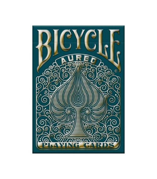 Cards: Bicycle Aureo box image