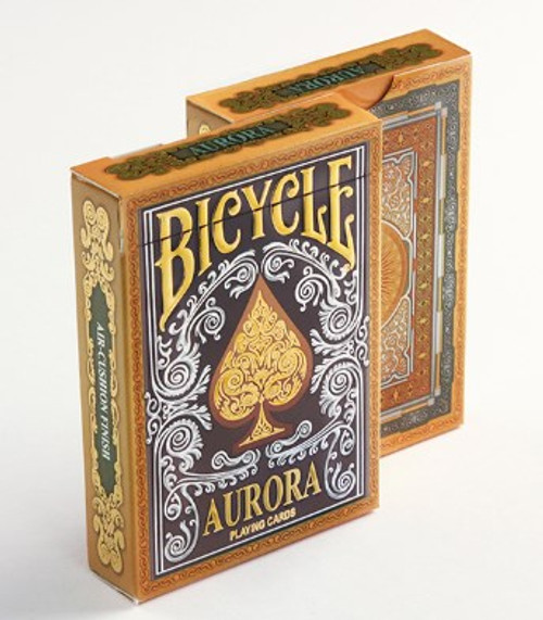 Cards: Bicycle Aurora box image