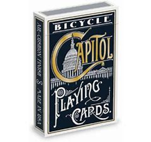 Cards: Bicycle Capitol box
