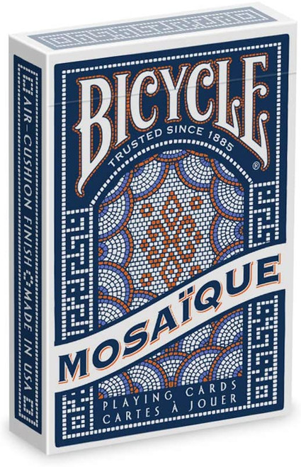 Cards: Bicycle Mosaique box image