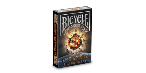 Cards: Bicycle Asteroid Box