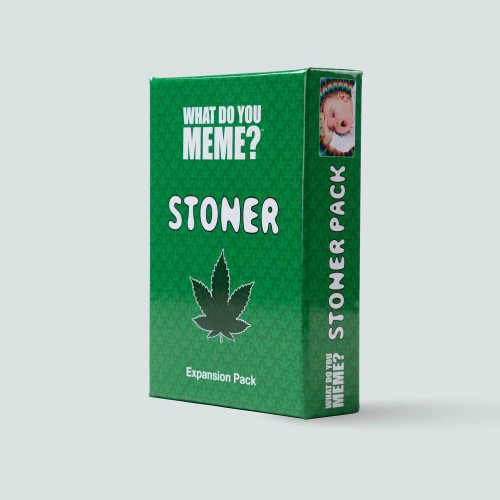 What Do You Meme: Stoner Expansion Pack (Sold Out)