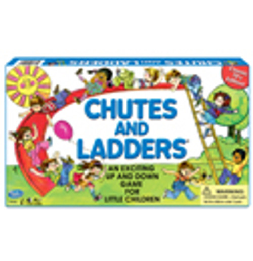 Chutes and Ladders Classic Edition