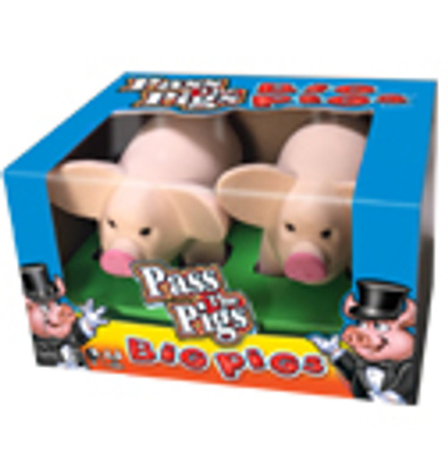 Pass the Pigs Big Pigs