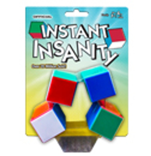 Instant Insanity (2019)