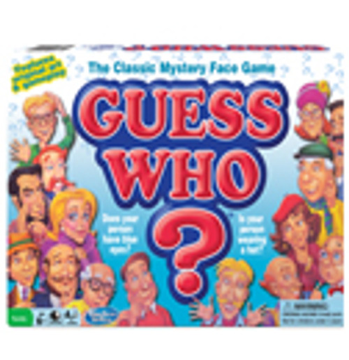 Guess Who? Classic Edition (Sold Out)