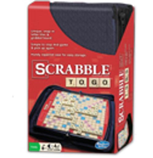 Scrabble To Go (Travel Scrabble)