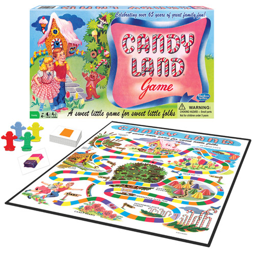Candyland 65th Anniversary Classic Edit