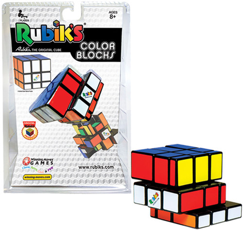 Rubik's Color Blocks