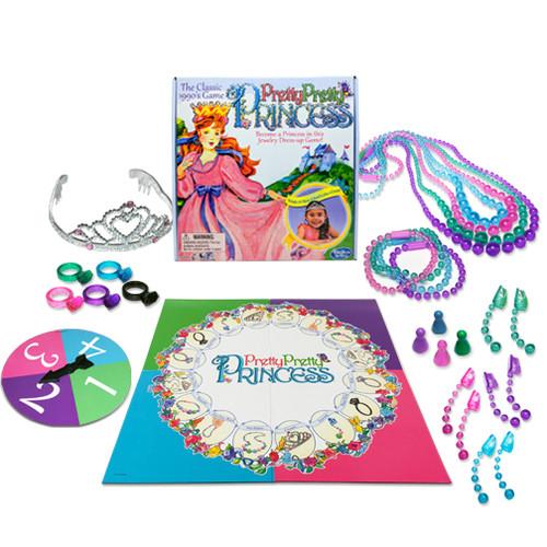 Pretty Pretty Princess box and pieces