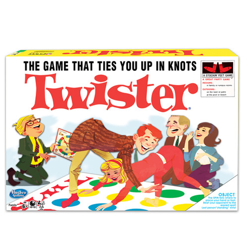 Twister classic box