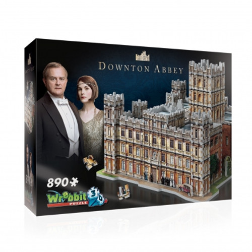 Downton 3D Puzzle Box
