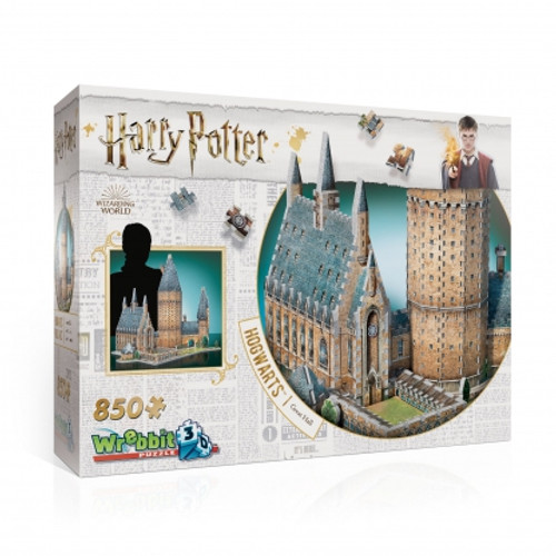 Hogwarts Great Hall 3D Puzzle Box