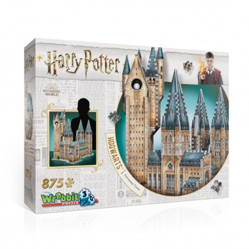 Hogwarts Astronomy Tower 3D Puzzle Box