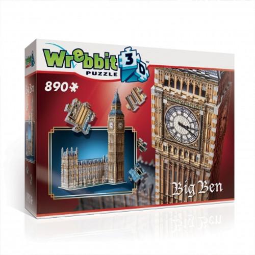 Big Ben 3D Puzzle Box