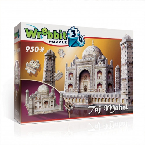 Taj Mahal 3D Puzzle Box