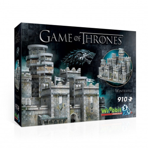 Winterfell 3D Puzzle Box