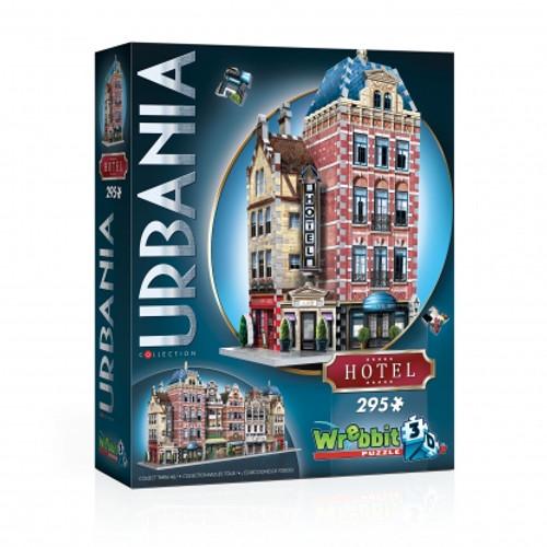 Urbania Hotel 3D Puzzle Box