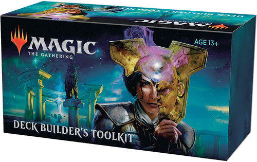 Magic the Gathering: Deckbuilders Toolkit Theros Beyond Death box