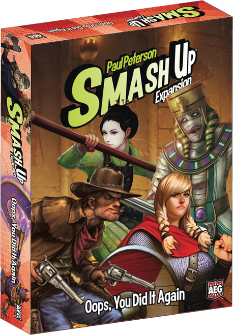 Smash Up: Oops You Did It Again (Sold Out)