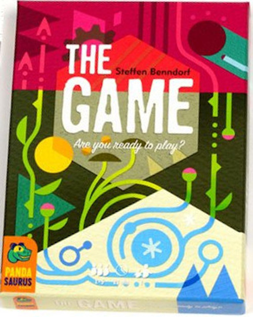 Image of The Game box art