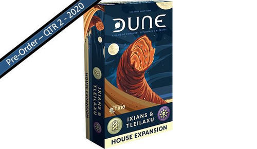 Dune: Ixians & Tleilaxu House (Expansion) (On Order)