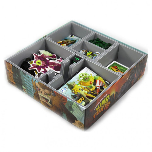 Box Insert: King of Tokyo & Expansions