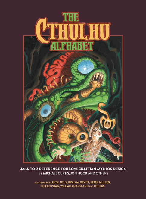 Image of The C'thulu Alphabet cover art