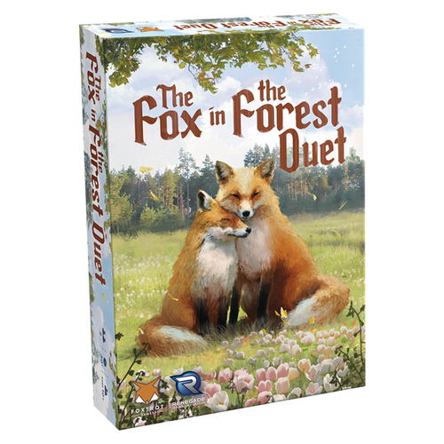 The Fox in the Forest: Duet box