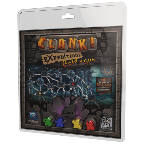 Clank! Expeditions: Gold and Silk box