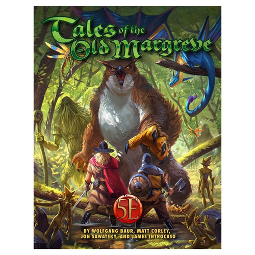 5E: Tales of the Old Margreve HC