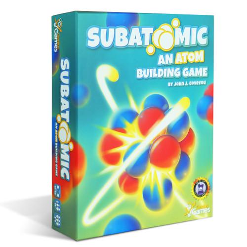 Image of Subatomic: An Atom Building Game box