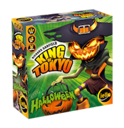 King of Tokyo 2nd Edition: Halloween (Sold Out)