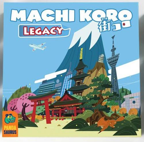 Image of Machi Koro Legacy box