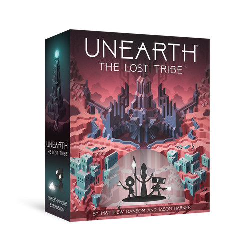 Unearth: The Lost Tribe box