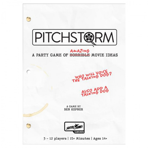 Pitchstorm: Main Game