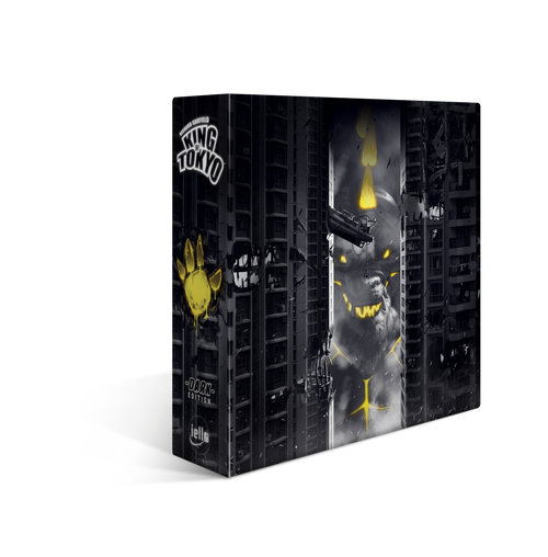 King of Tokyo: Dark Edition (Sold Out)