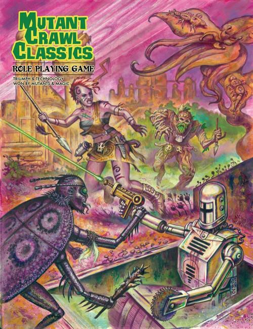 Image of Mutant Crawl Classics cover art