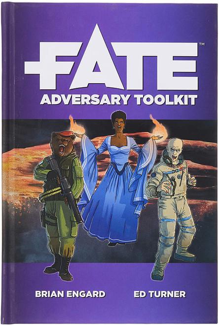 Fate Core: Adversary Toolkit