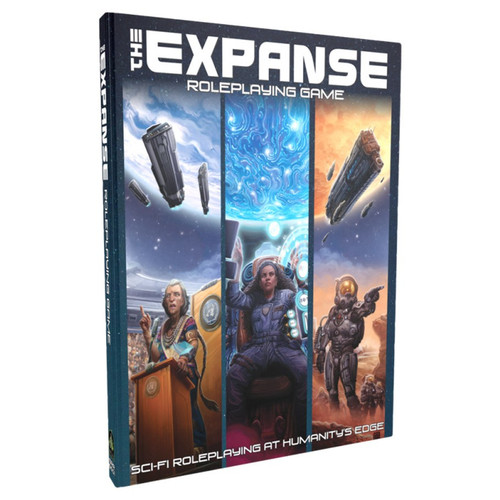 The Expanse: Roleplaying Game