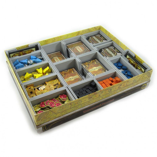 Box Insert: Lords of Waterdeep & Expansion