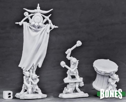 Image of Reaper's Goblin Honor Guard minis