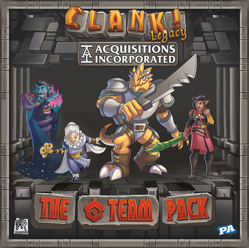 CLANK! Acquisitions Inc: C Team Pack box