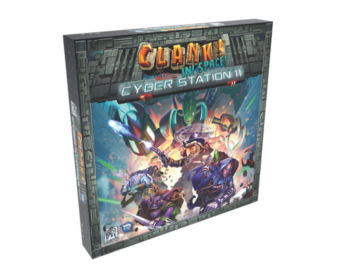 CLANK!: In Space!: Cyber Station 11 box